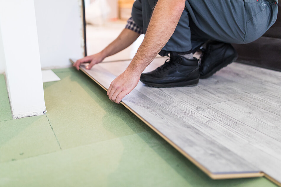 Why Laminate Flooring Won T Snap, What To Do When Laminate Flooring Wont Snap Together